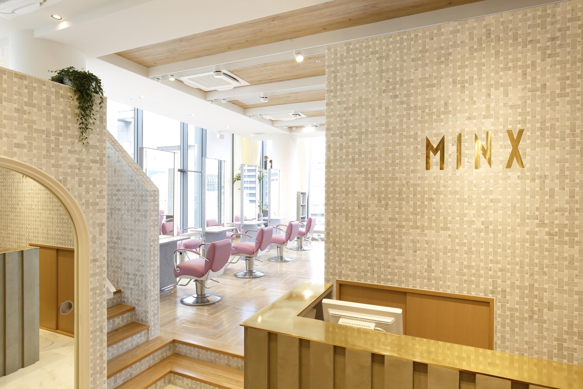 MINX銀座二丁目店