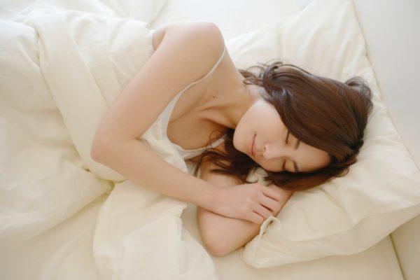 睡眠 育毛