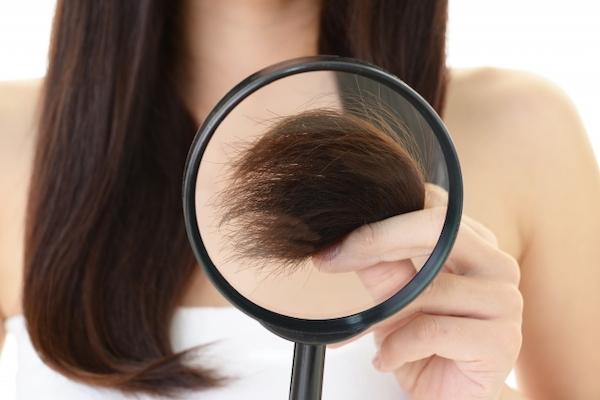 髪 絡まる 枝毛
