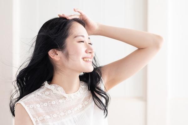頭皮 顔 皮膚 保湿