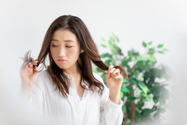 40代 髪 悩み